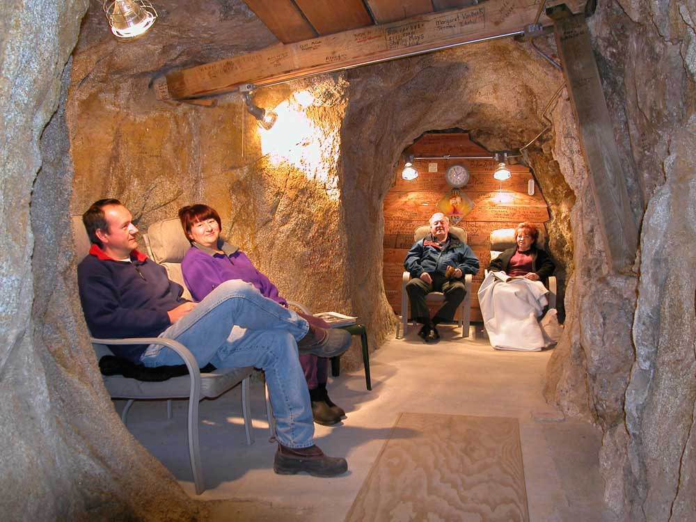 About The Radon Mine